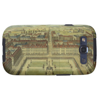 Soho or King's Square, for 'Stow's Survey of Londo Galaxy SIII Covers