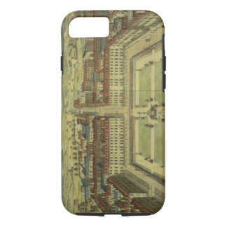 Soho or King's Square, for 'Stow's Survey of Londo iPhone 7 Case