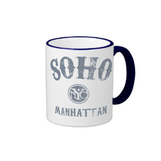 SoHo Ringer Coffee Mug