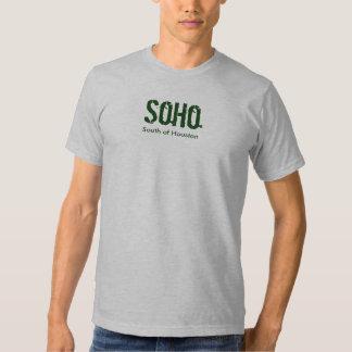 SoHo, South of Houston Tees