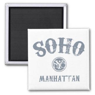 SoHo Square Magnet