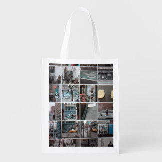 SOHO tote Grocery Bag