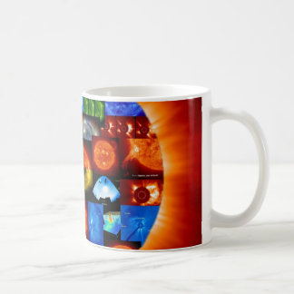 SOHO's Tenth Classic White Coffee Mug