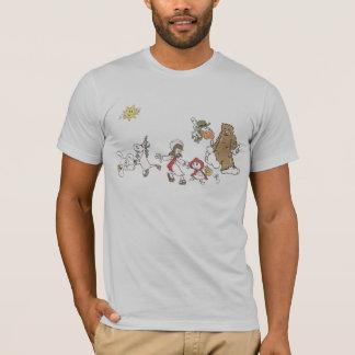 Soirée dansante de Jésus T-shirt