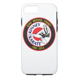 Soke Kinney Memorial iphone case