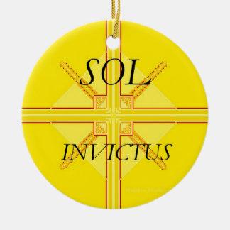 Sol Invictus Ornament