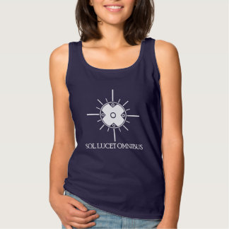 Sol Lucet Omnibus - The sun shines over everyone Tank Top