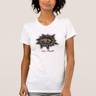 Sol Pilot Sunburst (no sleeves) T-Shirt