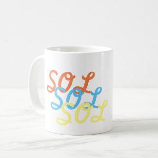 Sol Sol Sol Mug