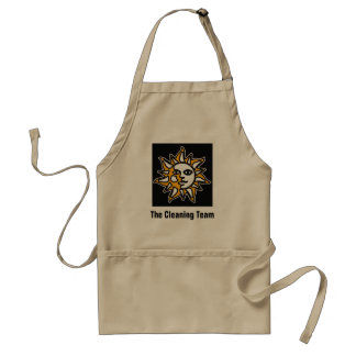 sol, The Cleaning Team Standard Apron
