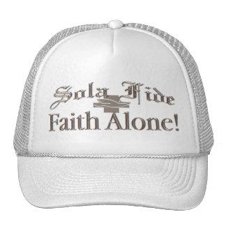 Sola Fide-cap Mesh Hats