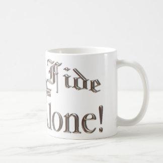 Sola Fide Cap-mug