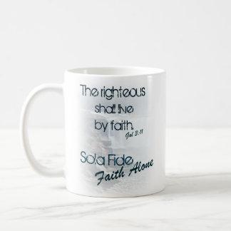 Sola Fide/ Faith Alone Mugs