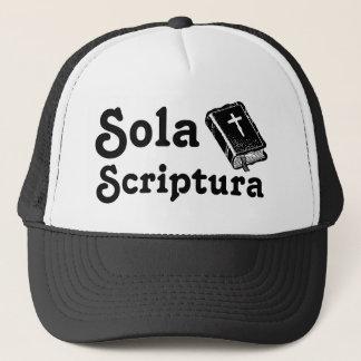 Sola Scriptura Trucker Hat