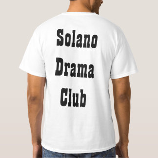 Solano Drama Club Basic T-Shirt