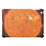 Solar activity on the Sun iPad Mini Covers