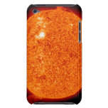 Solar activity on the Sun iPod Touch Cases
