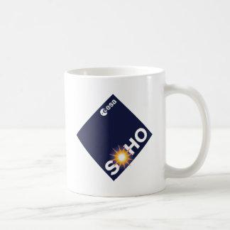 Solar and Heliospheric Observatory (SOHO) Mugs