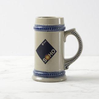 Solar and Heliospheric Observatory (SOHO) Mug