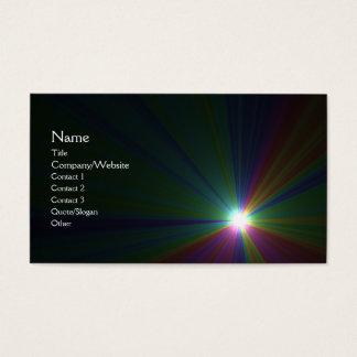 Solar Business Card