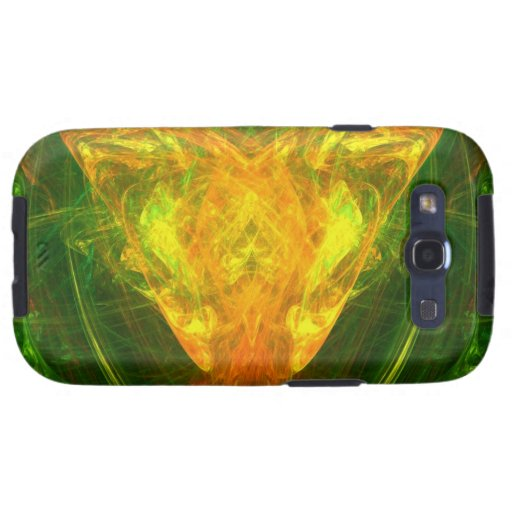 Solar Butterfly Galaxy SIII Cases