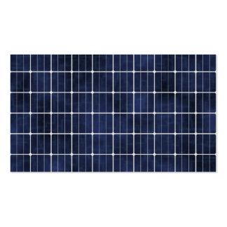 Solar Cell Business Card