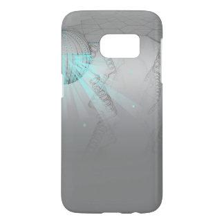 Solar City phone case
