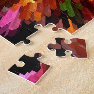 Solar Cube Blast Jigsaw Puzzle
