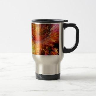 Solar Cube Blast Travel Mug