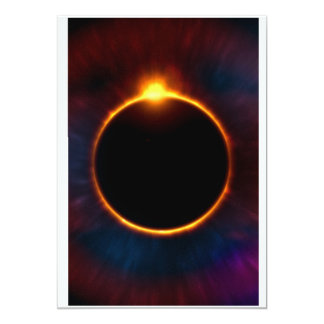 Solar Eclipse 2017 Card