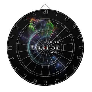 Solar Eclipse 2017 Dartboard