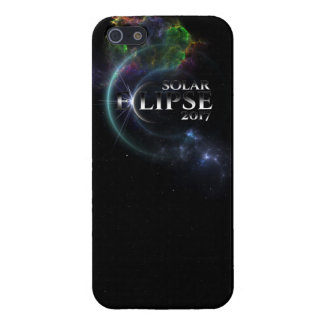 Solar Eclipse 2017 iPhone 5/5S Cover