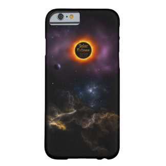 Solar Eclipse 2017 Nebula Bloom Barely There iPhone 6 Case