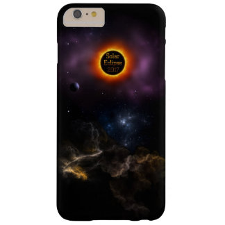 Solar Eclipse 2017 Nebula Bloom Barely There iPhone 6 Plus Case