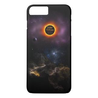 Solar Eclipse 2017 Nebula Bloom Case-Mate iPhone Case