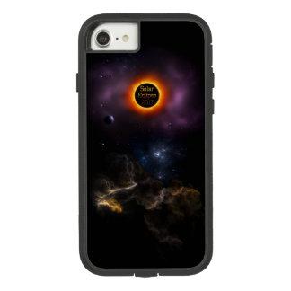 Solar Eclipse 2017 Nebula Bloom Case-Mate Tough Extreme iPhone 8/7 Case