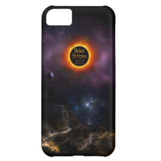 Solar Eclipse 2017 Nebula Bloom Cover For iPhone 5C