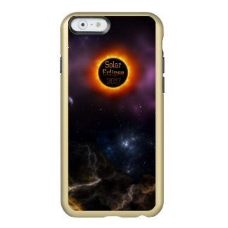 Solar Eclipse 2017 Nebula Bloom Incipio Feather® Shine iPhone 6 Case