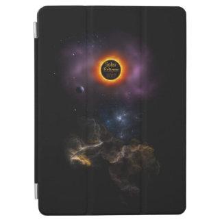 Solar Eclipse 2017 Nebula Bloom iPad Air Cover