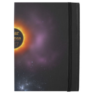 "Solar Eclipse 2017 Nebula Bloom iPad Pro 12.9"" Case"