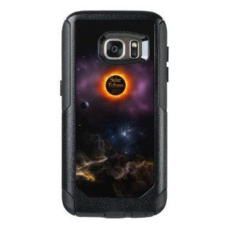 Solar Eclipse 2017 Nebula Bloom OtterBox Samsung Galaxy S7 Case