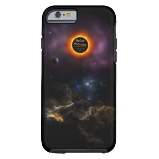 Solar Eclipse 2017 Nebula Bloom Tough iPhone 6 Case