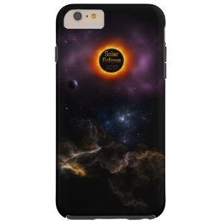Solar Eclipse 2017 Nebula Bloom Tough iPhone 6 Plus Case