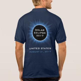 Solar Eclipse 2017 Polo Shirt