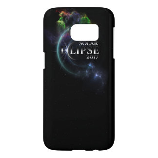 Solar Eclipse 2017 Samsung Galaxy S7 Case