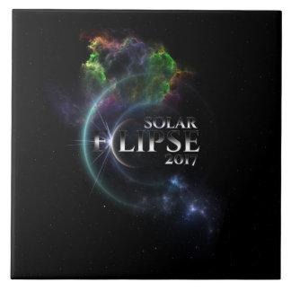 Solar Eclipse 2017 Tile