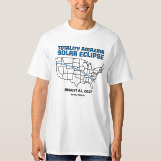 Solar Eclipse 2017 - Totality Amazing! T-Shirt