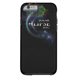 Solar Eclipse 2017 Tough iPhone 6 Case
