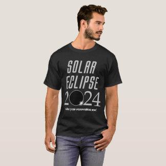 Solar Eclipse 2024 t-shirt