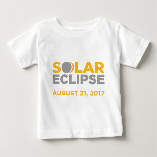 Solar Eclipse August 21 2017 Baby T-Shirt